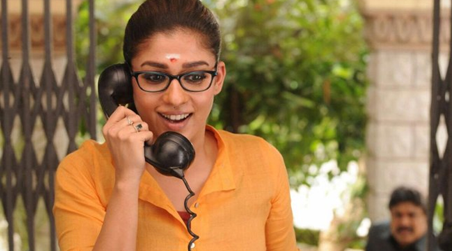 Nayanthara to share screenspace with Big-B