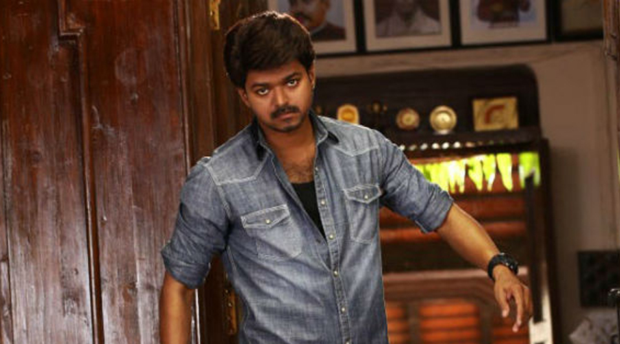 Bharathan reveals about Vijay's dialougues in Bairavaa