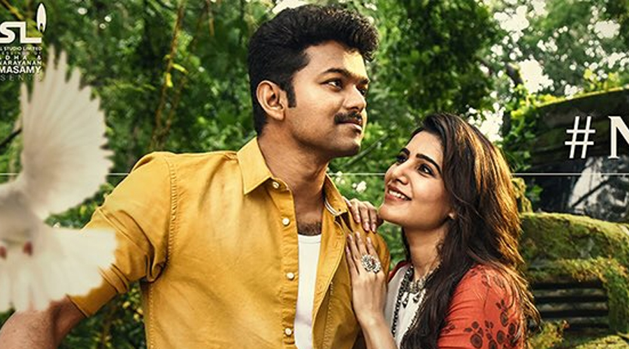 G.V.Prakash reveals New info on Mersal Third song