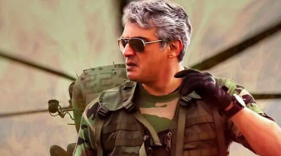 Vivegam Trailer Release time! Official Announcement from Siva