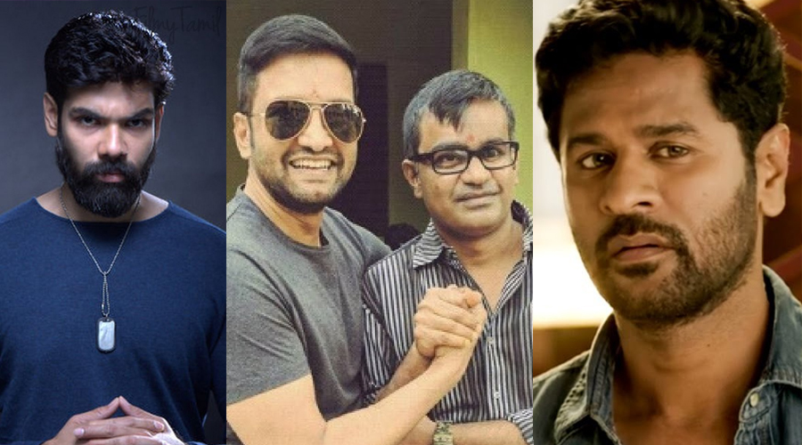 Selvaraghavan,Prabhudeva,Sibiraj Films Rights Grabbed By Famous Channel
